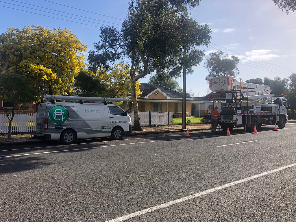 Domestic Electrican Adelaide